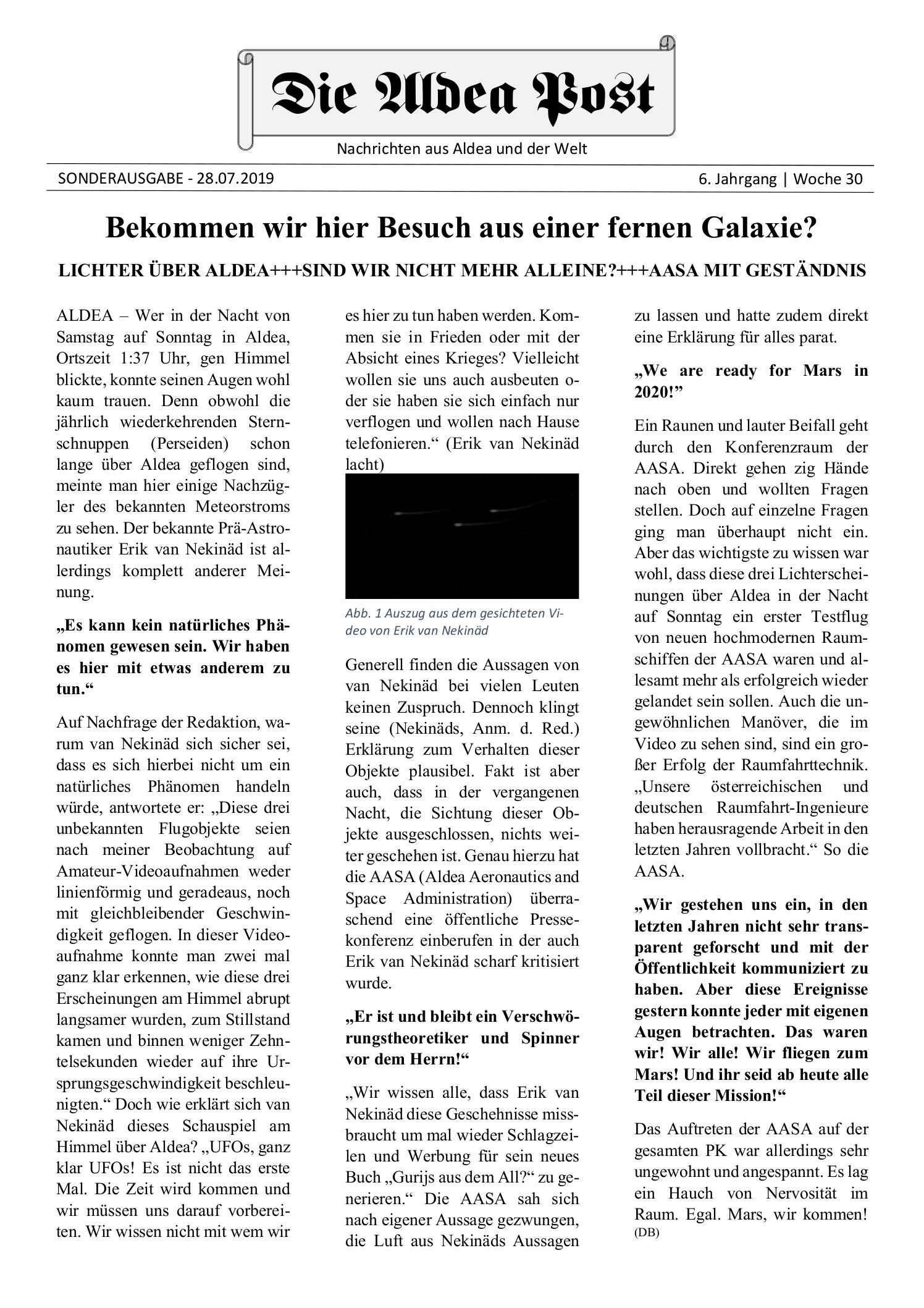 Die Aldea Post - Sonderausgabe 1.jpg
