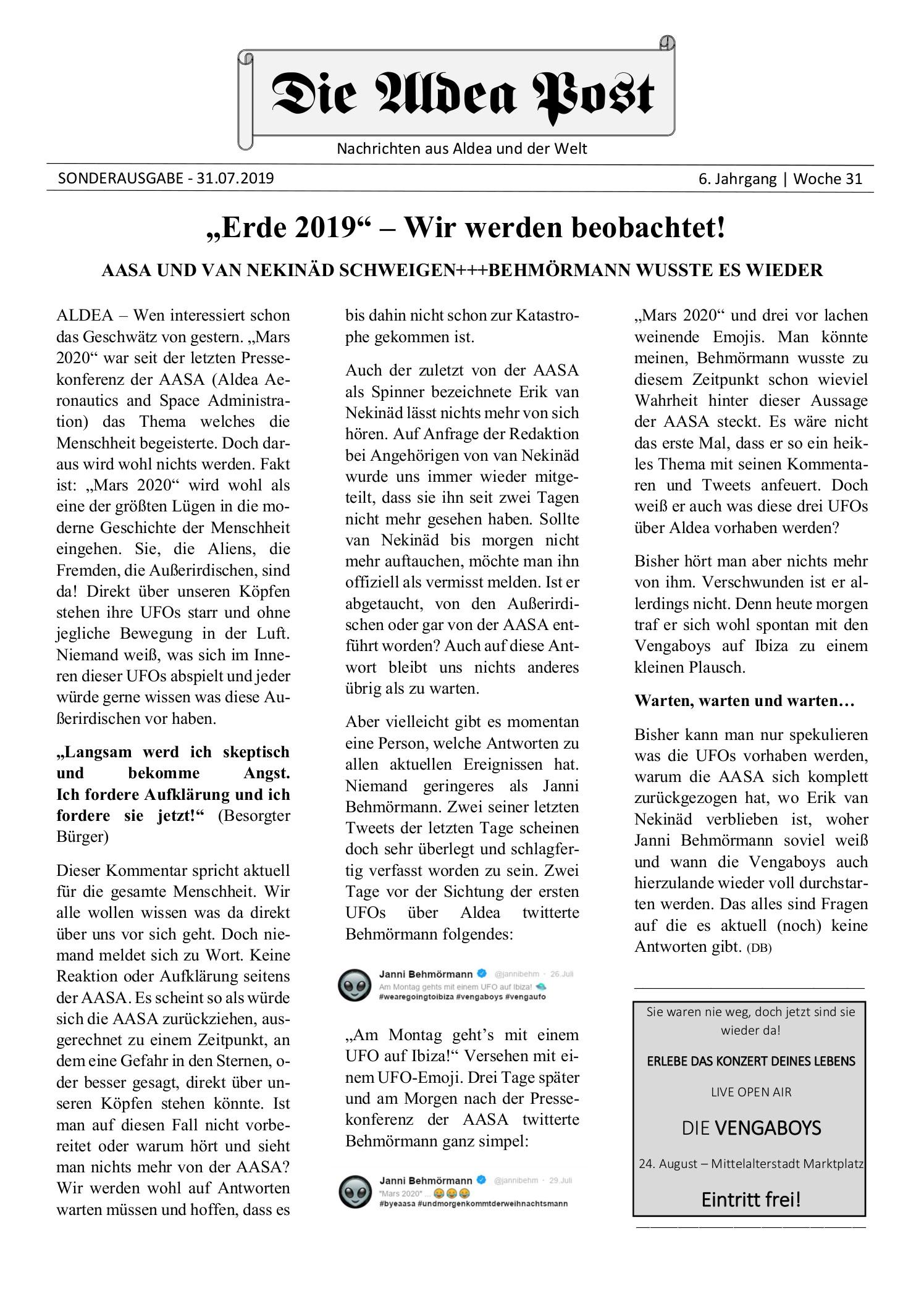 Die Aldea Post - Sonderausgabe 2.jpg